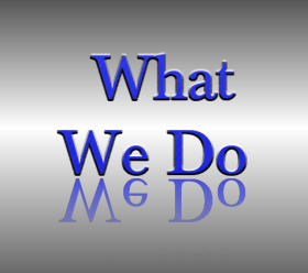 What We Do Blue #2